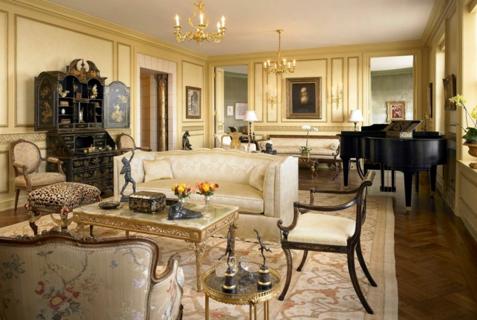 Style ancien : le rétro en décoration intérieure