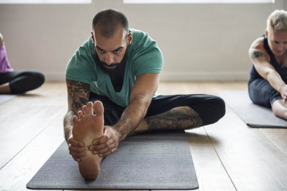 Yoga à Vevey, cours de yoga sans abonnement