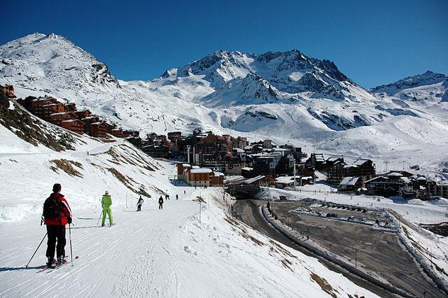 séjour inoubliable au ski